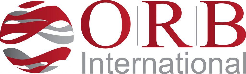 Image result for ORB international logo