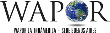 WAPOR Regional Chapters Latinoamérica Logo
